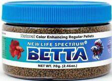 New Life Spectrum Betta Food Regular Floating Pellets .70g