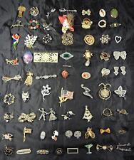 60 Plus Vintage and Retro Dress Pins