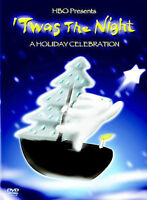 Twas the Night, A Holiday Celebration,(DVD), NEW and Sealed, FREE Shipping!