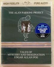 Alan Parsons Project - TALES OF MYSTERY AND IMAGINATION - BLU-RAY Pure Audio NEU