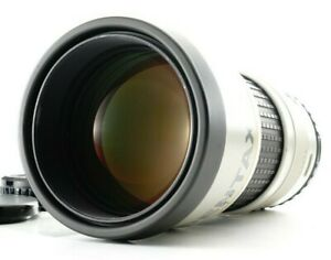 Excellent+++++ PENTAX SMC F 300mm f/4.5 * ED (IF) Telephoto Lens From JAPAN