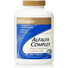 Shaklee - Alfalfa Complex (L) 700tablets - Activate enzymes for bodily processes