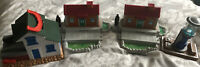Thomas The Tank Engine Buildings Bundle. Houses, Barrel Depot, Water Tower.