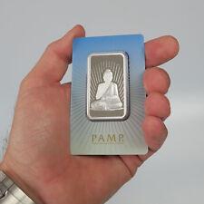 1 oz Pamp Suisse Budda Buddha 999 Silber in Blister mit Zertifikat u Serienn.
