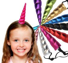 Magical Unicorn Horn Head Party Kid Hair Headband Fancy Dress Cosplay Decorative