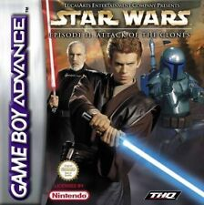 Star Wars: Episode II: Attack of the Clones (Game Boy Advance) - Cartridge Only