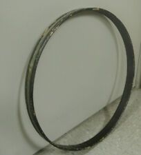 """1964 LUDWIG BLUE OYSTER PEARL 22"""" BASS DRUM HOOP for YOUR DRUM SET! LOT #P305"""