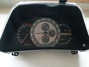 Lexus IS200 Dash / Instrument Cluster - Auto 230,000kms GXE10 1GFE Gauges Dials