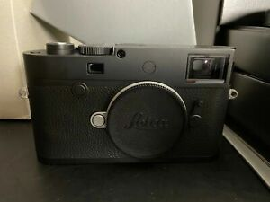 Leica M10-D excellent condition - shipped with DHL