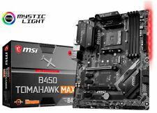 New listing Msi - B450 Tomahawk Max (Socket Am4) Usb-C Gen2 Amd Motherboard