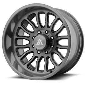"Asanti Off Road AB815 Workhorse 22x12 8x170 -40mm Brushed Wheel Rim 22"" Inch"