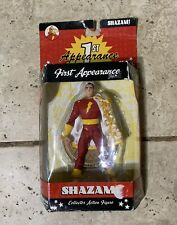 DC 1st First Appearance Shazam Action Figure NIB