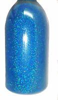 Royal Blue Holographic .004 True Ultra Fine Nail Glitter Art Powder DIY Polish!