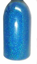 Royal Blue Holographic .004 True Ultra Fine Nail Glitter Art Powder DIY Polish!