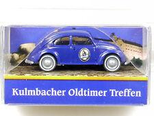 Wiking Volkswagen VW Käfer Kulmbacher Oldtimer Treffen Neu OVP 1409-12-28