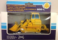 Joal Compact, Ref. 213, Caterpillar, Track Type Loader 955-l, VINTAGE BLUE BOX