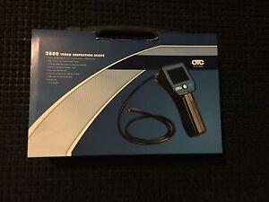 OTC 3880 Video Inspection Scope 36in x 10mm Scope 320 x 240 Pixels