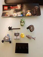 SKARK ARMY ANGLER - LEGO 71019 - MINIFIGURES NINJAGO MOVIE - Nuovo mai usato