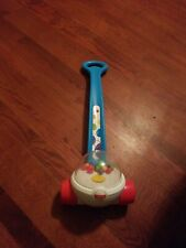 FISHER PRICE CLASSIC CORN POPPER PUSH TOY EXCELLENT CONDITION
