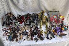 12 Mcfarlane Spawn Action Fig Figures lot MAXX Malebolgia Zombie Freak Violator