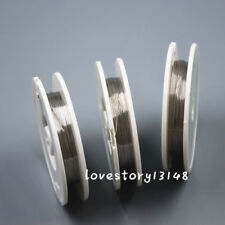 Dental Orthodontic Ligature Wire Round Spool Stainless Steel 0202503mm Roll