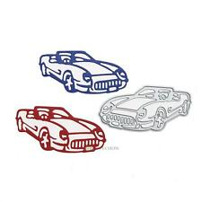 Car Metal Cutting Dies Stencil Scrapbook Paper Cards Craft Embossing DIY Die-Cut