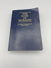 THE BOOK OF MORMON 2013 Pocket sized edition Church LDS 11/12 Bible Christian