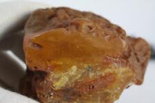 034 raw amber stone rock 322.4g for misbah 100% natural Baltic kahrab Polandi