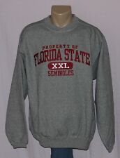 Florida State Seminoles Property Of Crew Neck Sweatshirt XL