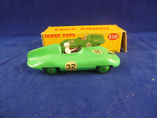 Dinky Toys 236 Connaught Racing Car No.32 Green  Exceptional Original & Superb