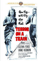 Terror on a Train [New DVD] Manufactured On Demand, Full Frame, Dolby, Mono So