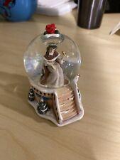 "Disney Store Beauty & the Beast Belle 3"" Mini Snow Globe J523-4781-7-10055"