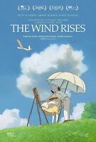 62884 THE WIND RISES FILM Wall Print POSTER AU