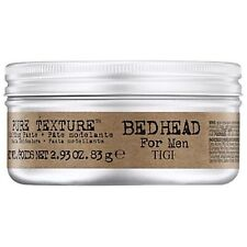 TIGI BED HEAD FOR MEN PURE TEXTURE MOLDING PASTE 2.93 OZ / 83 g