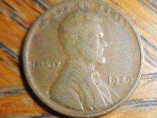 Album Filler Coin Sale! 1929-P Lincoln Cent (seller's # 71)