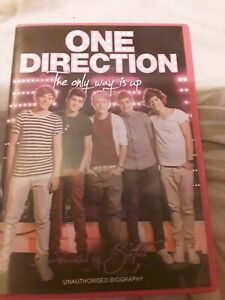 ONE DIRECTION the Only Way Is Up Dvd signed by sinitta