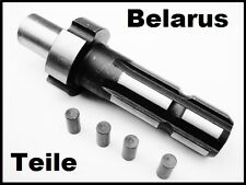 MTS Belarus Welle Zapfwelle Heckzapfwelle Zapfwellenstumpf  Zapfwellengetriebe