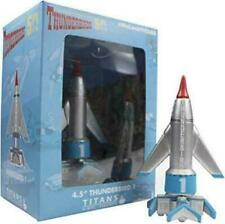 "Titan Merchandise Thunderbirds 4.5"" Thunderbird Toy Rare 50 Years 5052473105626"