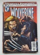 Wolverine #15 - 2004 - Rucka & Robertson