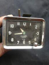 jeager compteur horloge montre vintage moto mobylette