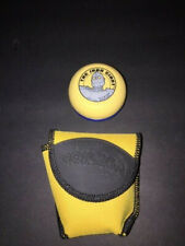 1999 The Iron Giant Movie Promotional Yoyo with yellow case