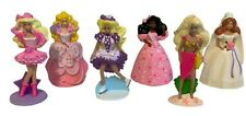 Vintage 1990 - McDonalds Barbie Happy Meal Toys - Lot of 6 - Mattel - New In Bag
