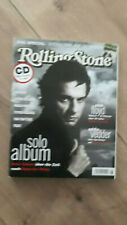 Rolling Stone 6/2003 +CD,Dave Gahan (Depeche Mode)Pink Floyd,Steely Dan Special,