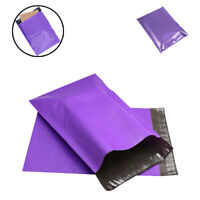 Purple Parcel Mailing Bags Mail Postal Poly Postage Shipping Eco Recyclable Bag