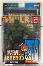 Marvel Legends Galactus Series: 1st aspecto Hulk
