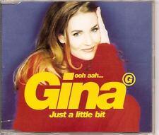GINA G Ooh Aah Just A Little Bit 5trMIX CD  EUROVISION
