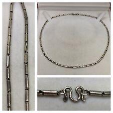 Bella Collar 925 Plata Cadena de Plata Joyería Plata Movible ESLABONES DE CADENA