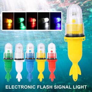 21cm LED Fishing Lure Light Flash Signal Light Deep Drop Underwater Fishing