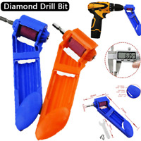 Corundum Grinding Wheel Diamond Drill Bit Sharpener Portable Titanium Power Tool