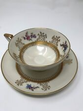 Heinrich Selb Bavaria Cup and Saucer #1534        -z-